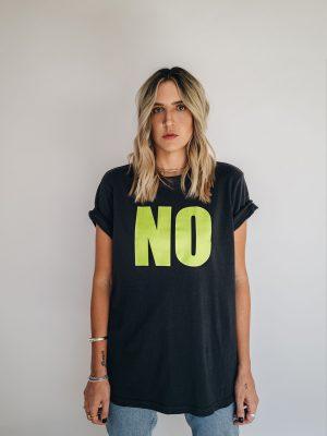 NO TEE